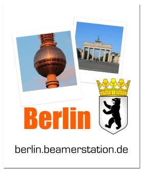 Basic Beamer in Berlin mieten