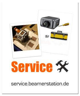 BeamerStation Service